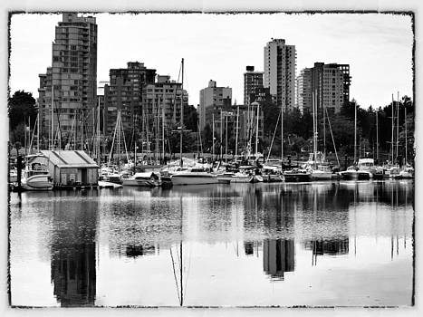 Vancouver Waterfront II by Jim Nelson