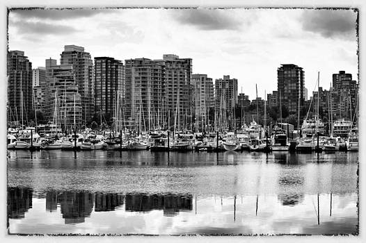 Vancouver Waterfront by Jim Nelson