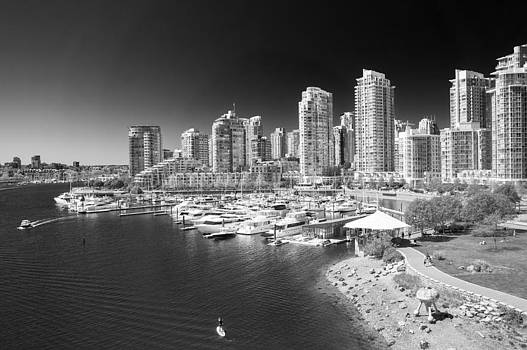 Vancouver. Yaletown by Volodymyr Kyrylyuk