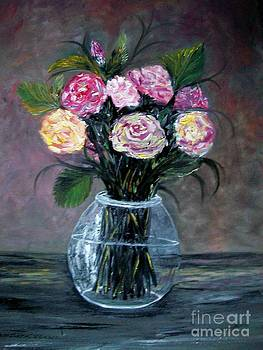 Variety  Roses by Rhonda Lee