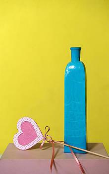 Vase Still Life by David Heger