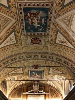Vatican Glory by Jon Dallas