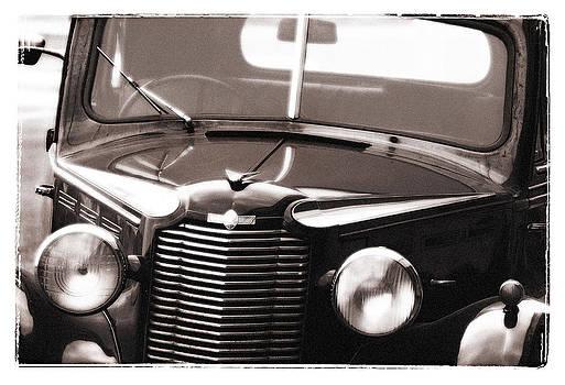 Russ Brown - Vauxhall