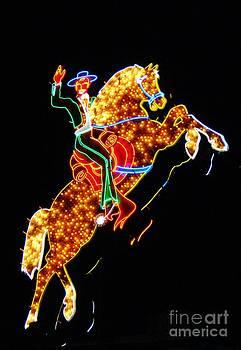 John Malone - Vegas Cowboy Sign