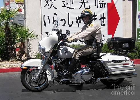 John Malone - Vegas Motorcycle Cop