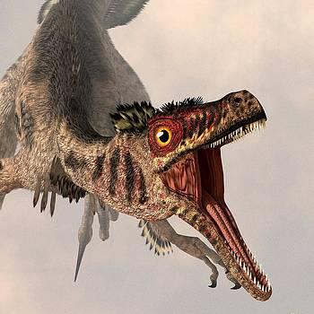 Daniel Eskridge - Velociraptor