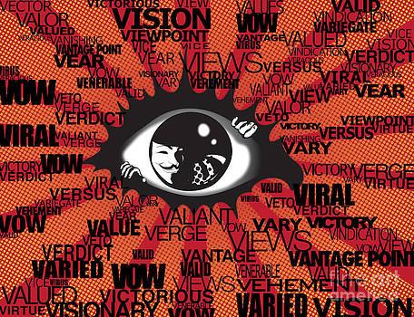 Sassan Filsoof - Vendetta Typography
