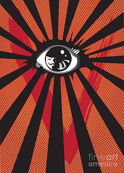Sassan Filsoof - Vendetta2 eyeball