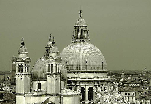 Julie Palencia - Venetian Basilica Salute