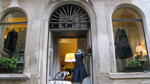 Venetian Boutique  by Suzy  Godefroy