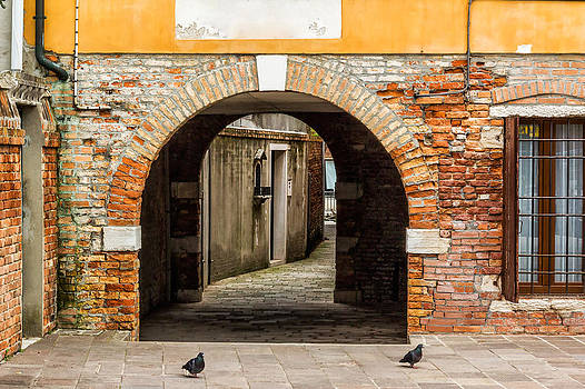 Venetian Gate by Francesco Rizzato