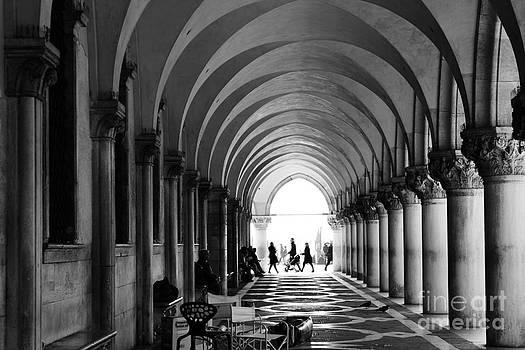Venetian Stroll by Alison Tomich