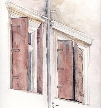 Venezia by Annemeet Hasidi- van der Leij