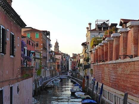 Bishopston Fine Art - Venezia Rio de la Fornasa