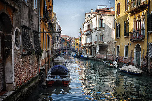 Venice Afternoon by Michael Carter