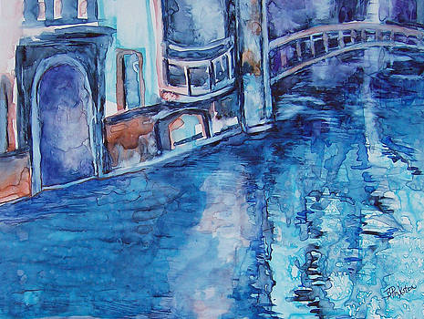Venice by Betty Pinkston