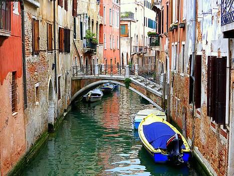 Bishopston Fine Art - Venice Canal