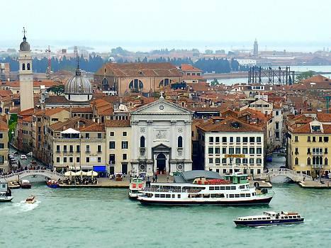 Bishopston Fine Art - Venice from San Giorgio Campanile