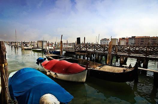 Venice by Ilona Paliukiene