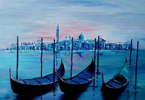 Venice by Indira Mukherji