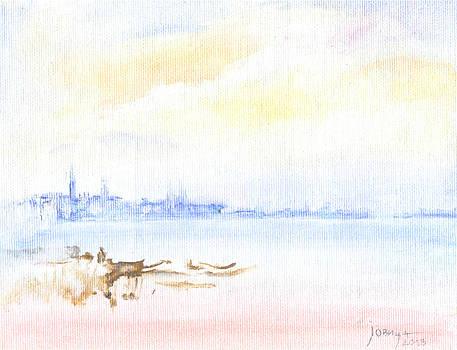 Venice by Jovica Kostic