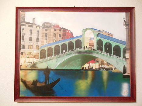Venice With Love by Michael Hall