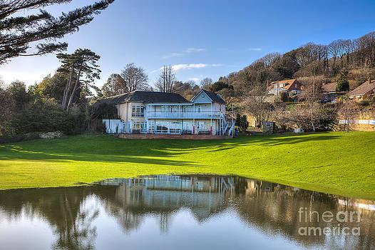 English Landscapes - Ventnor Cricket Club