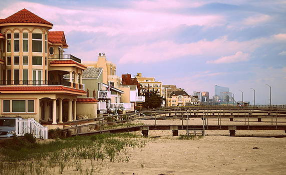 Ventnor To Atlantic City by Mary Beth Landis