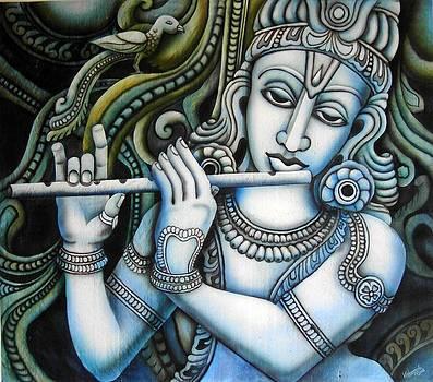 Venugopala by Vishwajyoti Mohrhoff