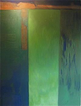 Verde Passage by Bonnie  Schulte