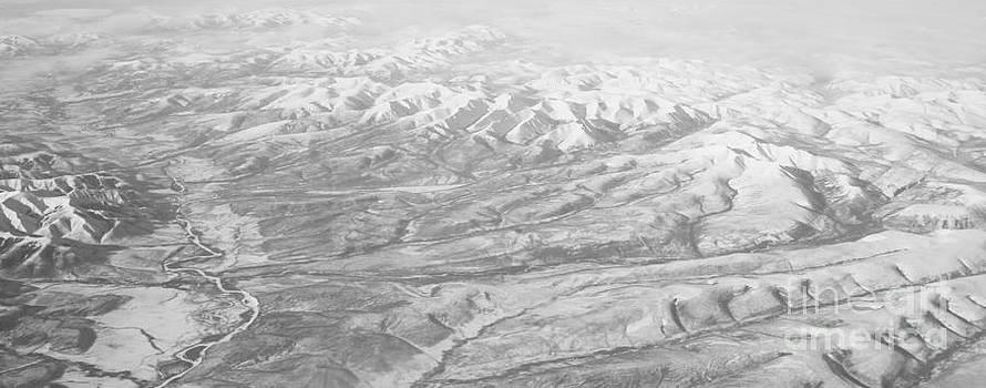 Verkhoyansk Range by Paul Frederiksen