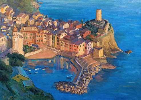 Vernazza by Marco Busoni
