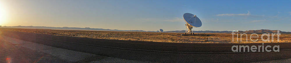Gregory Dyer - Very Large Array Panorama