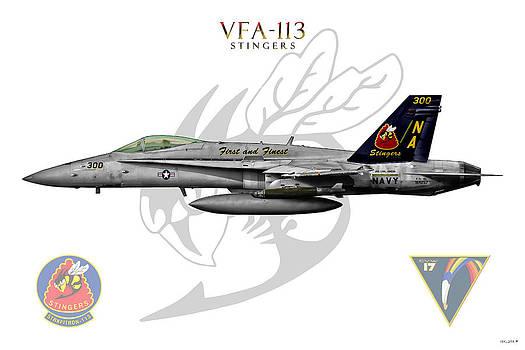 Vfa-113 2014 by Clay Greunke