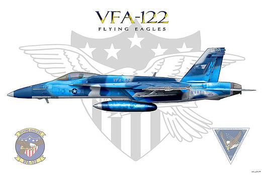 VFA-122 Echo by Clay Greunke