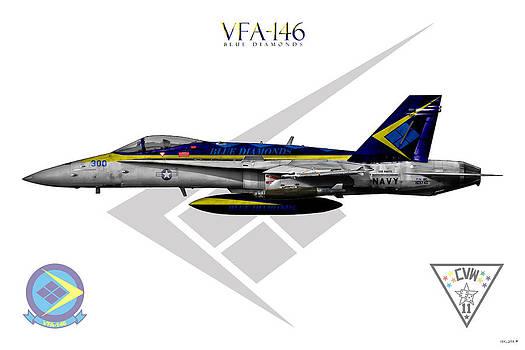 Vfa-146 2014 by Clay Greunke