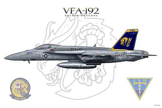 Vfa-192 2014 by Clay Greunke