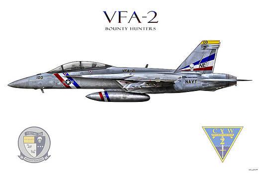 Vfa-2 by Clay Greunke