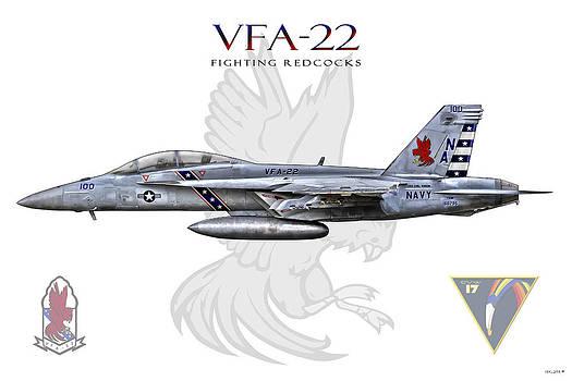 Vfa-22 2014 by Clay Greunke