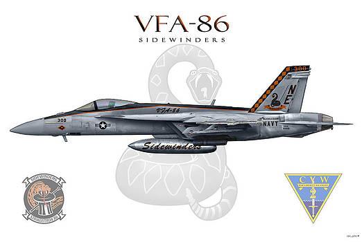 Vfa-86 2014 by Clay Greunke