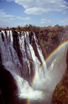 Victoria Falls Rainbow by Stefan Carpenter