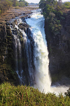 Victoria Falls South Africa  276 by Larry Roberson