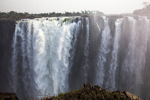 Victoria Falls South Africa 295  by Larry Roberson