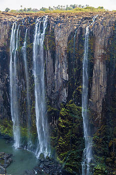 Victoria Falls South Africa  322 by Larry Roberson