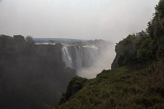 Victoria Falls South Africa277 by Larry Roberson