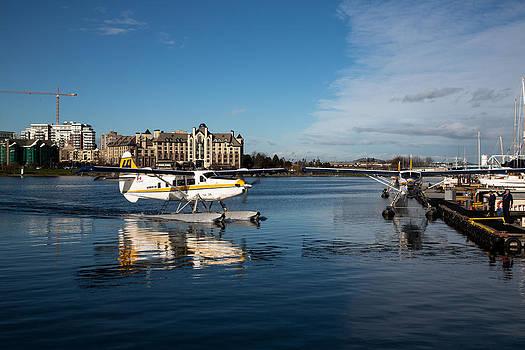 John Daly - Victoria Floatplane Docking