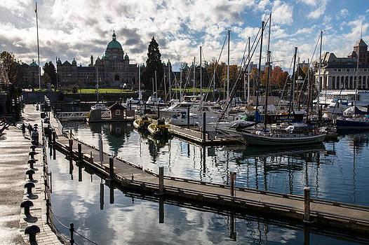 John Daly - Victoria Waterfront