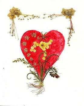 Victorian Heart by Karen Nelson