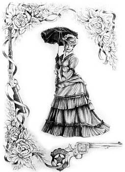 Victorian Lady by Jonni Hill