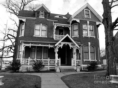 Victorian Manor by Kylie Funk
